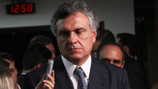 "Ronaldo Caiado está ""coçando"" a língua para começar a atacar Daniel e Maguito Vilela"