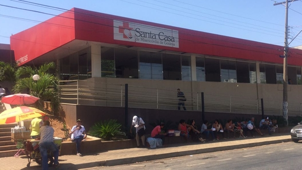 Em meio à crise, diretor da Santa Casa de Goiânia pede demissão