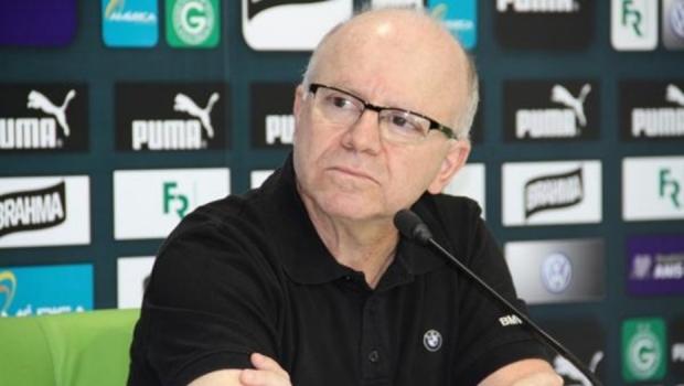 Sérgio Rassi renuncia à presidência do Goiás por atual má fase do clube