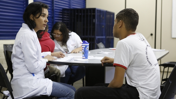 Residentes em saúde da família são abrigados em UBS-escolas