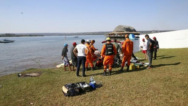 Jovem morre afogado ao entrar no Lago Paranoá, em Brasília