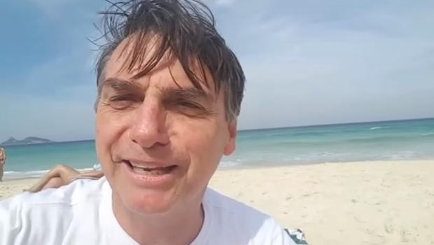 Bolsonaro promete criar saída para o mar em Minas Gerais