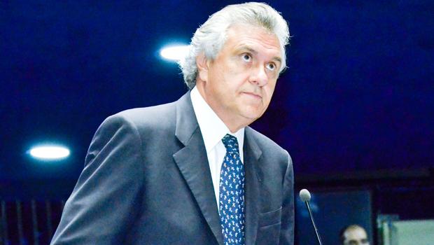 Caiado tenta, mas apoio do PMDB está cada  vez mais complicado