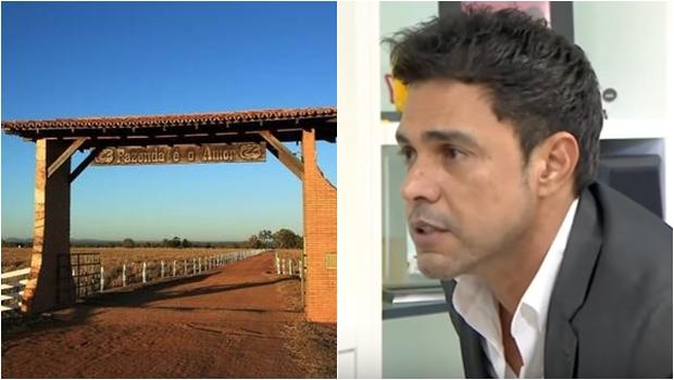 """Contrariado, Zezé Di Camargo terá que vender fazenda """"É o amor"""" para partilha com Zilu"""