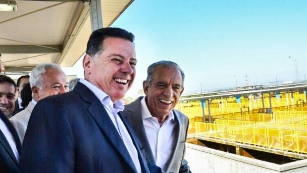 """Iris Rezende diz que Marconi Perillo """"prostituiu"""" o transporte coletivo de Goiânia"""