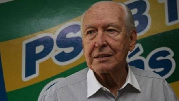 Políticos goianos lamentam morte do ex-prefeito Nion Albernaz
