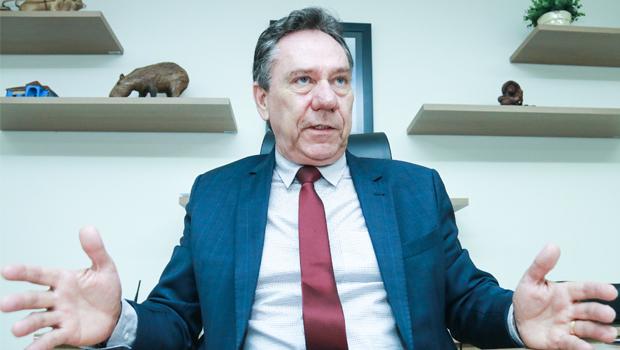 """""""Ministério Público tem uma visão distorcida das OSs nos Itegos"""", diz Francisco Pontes"""