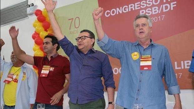 Congresso Regional elege novo diretório do PSB em Brasília