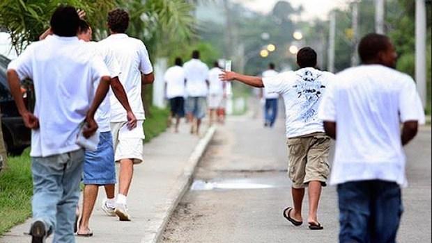 Saidão de Páscoa libera 1.063 detentos no DF