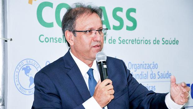 Consórcio diminui custo de remédio para a Saúde, afirma governador