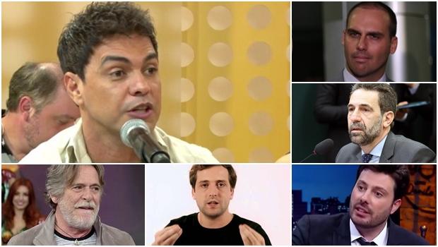 """Políticos e famosos comentam declaração de Zezé sobre a """"não ditadura"""" no Brasil"""