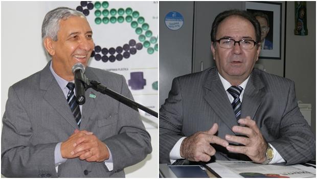 Disputa na Fieg pode ser entre Wilson Oliveira e Antônio Almeida