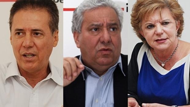 Pedro Chaves diz que Daniel Vilela é o nome do PMDB mas espera aliança com Caiado