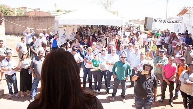 Produtores rurais promovem encontro em Novo Gama