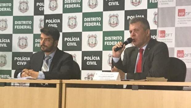 Polícia cumpre mandados em Goiás e Brasília contra esquema de pirâmide financeira