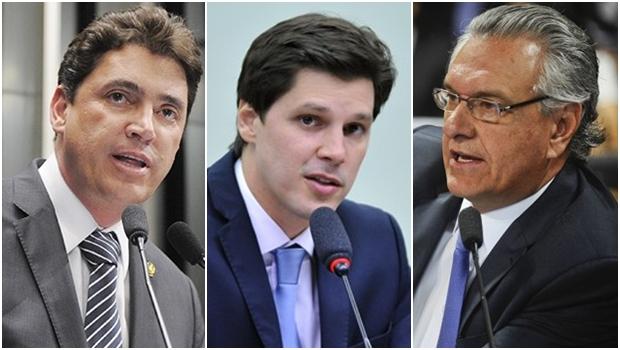 Prefeitos, deputados e presidente da AGM não conseguem manter Wilder Morais na base aliada
