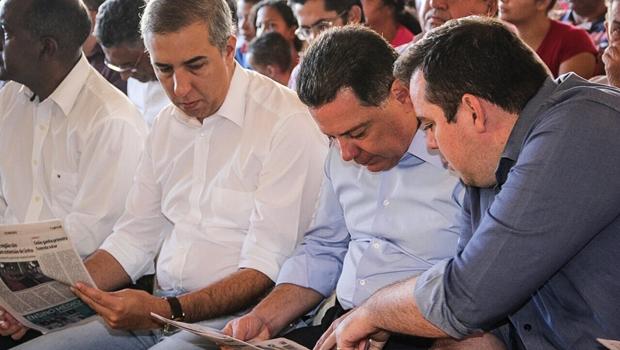 Aparecida de Goiânia recebe a 59ª  edição do Governo Junto de Você