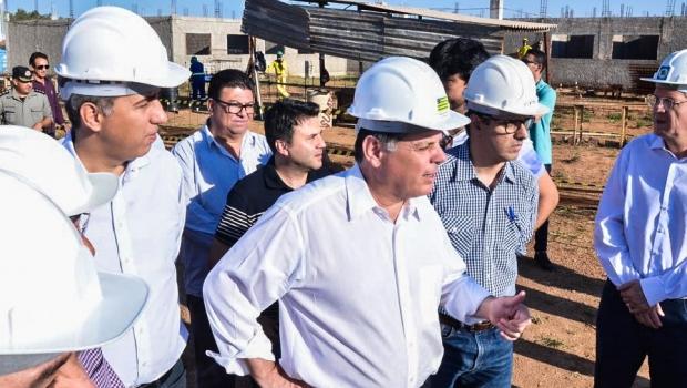 Marconi fará rush de inaugurações até abril, serão 38 obras entregues
