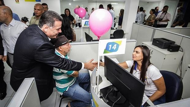 Governo de Goiás inaugura nova unidade do Vapt Vupt em Rio Verde