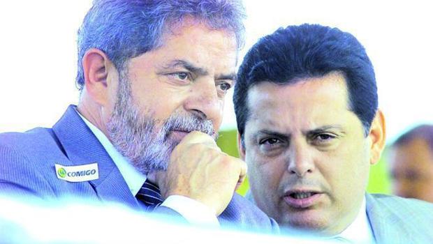 Marconi Perillo processa Lula e pede indenização de R$ 100 mil