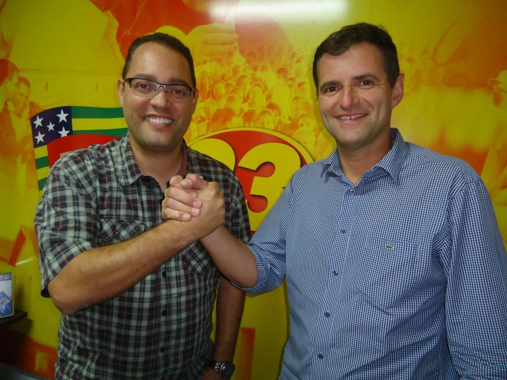 Virmondes Cruvinel pode assumir o comando do PPS em Goiás