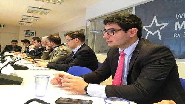 Presidente do PSD Jovem de Goiás participa de curso de formação na Europa