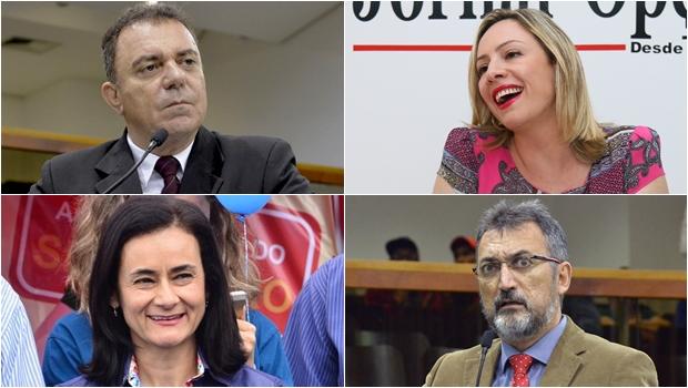 Listão dos 16 principais candidatos do PT para deputado estadual em Goiás