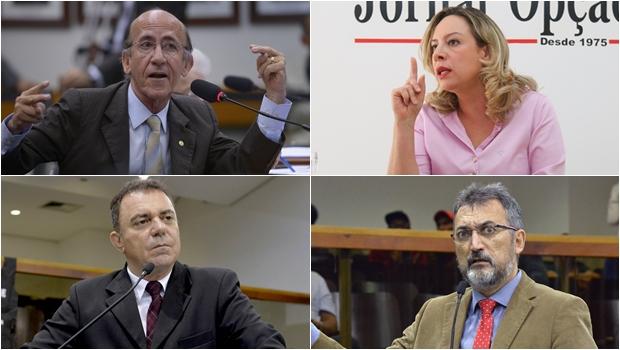 Com Lula da Silva candidato, PT aposta que vai eleger dois deputados federais em Goiás