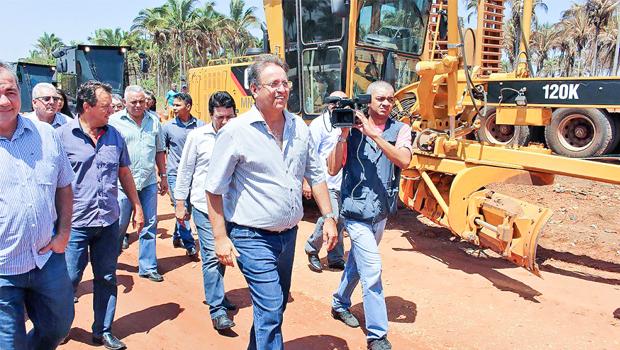 "Após reorganizar ""herança maldita"", Marcelo Miranda inicia novo tempo"