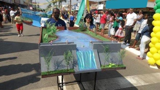 Águas Lindas se destaca com investimento na preservação ambiental