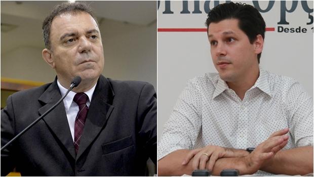 """""""Daniel Vilela vai dispensar os 40% de Lula em Goiás?"""", pergunta do deputado Luis Cesar Bueno"""