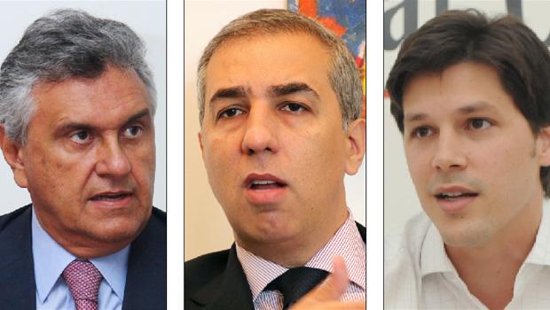 Caiado parece ter um projeto destrutivo mas  não um projeto positivo para governar Goiás