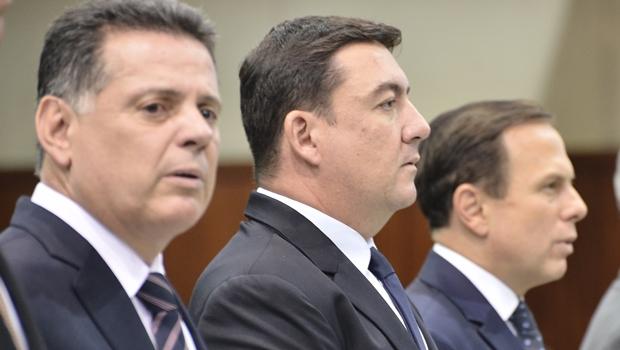 Vitti reúne PIB político e empresarial goiano em torno de Doria