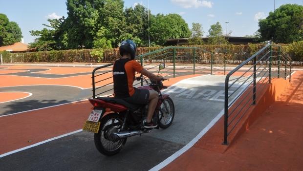 Detran-GO inaugura nova pista de moto nesta terça-feira (17)