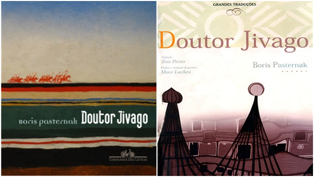 Doutor Jivago, de Boris Pasternak, ganha tradução de Sonia Branco (prosa) e Aurora Fornoni Bernardini (poesia)