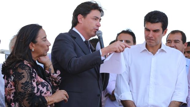 Com ajuda de Wilder, Novo Gama resolve problema histórico