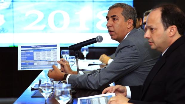 Vice-governador amplia conversas