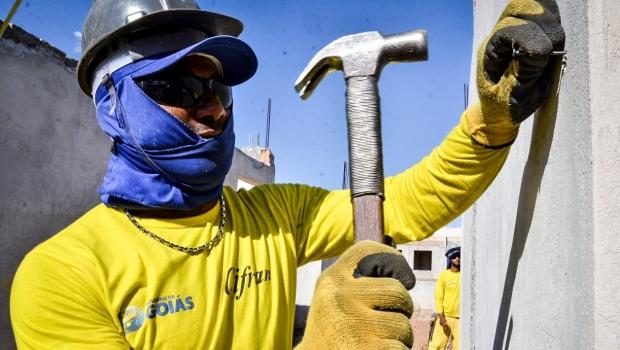 Apesar do resultado positivo, geração de emprego em Goiás foi inferior aos anos de 2017 e 2018