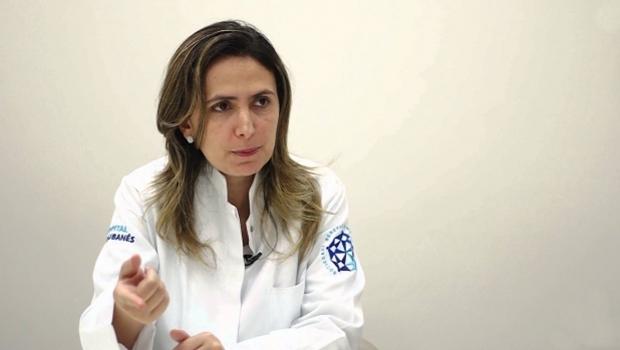Folha de S. Paulo diz que Ludhmila Hajjar vai ser secretária de Saúde do governo Caiado