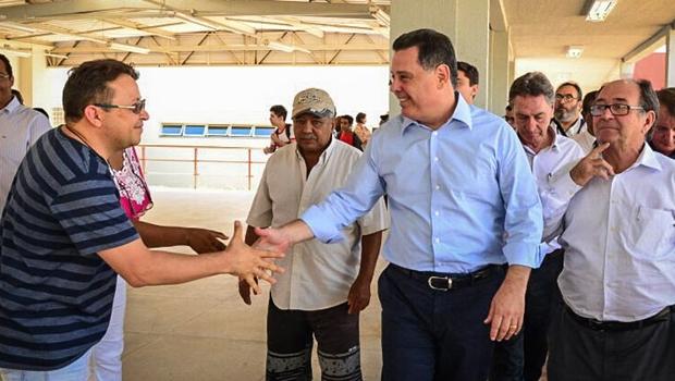 Governo inaugura nova sede do Itego em Santo Antônio do Descoberto