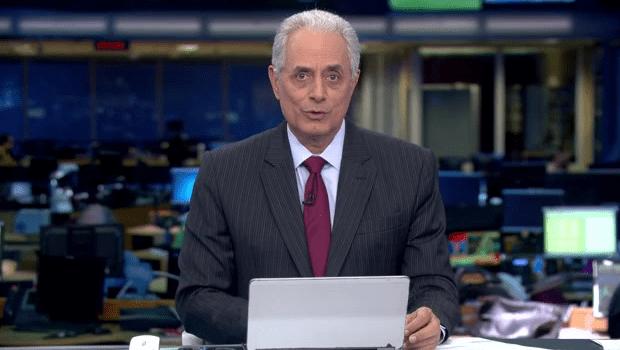 Após vazamento de vídeo racista, Globo anuncia afastamento de William Waack