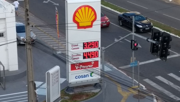 Procon Goiás aciona 60 postos de combustíveis na capital