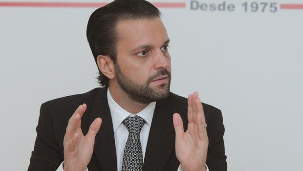Alexandre Baldy vai disputar a reeleição e não o governo de Goiás