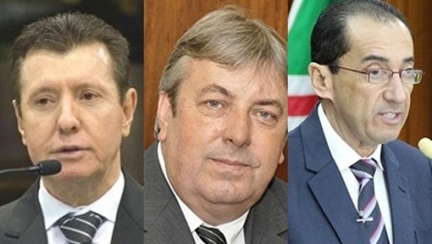 Kajuru rejeita ser candidato a senador pelo Podemos. Zé Nelto e Schreiner podem assumir o partido