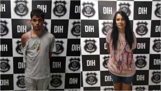 Mãe e padrasto são presos em Goiânia por espancar até a morte criança de 2 anos