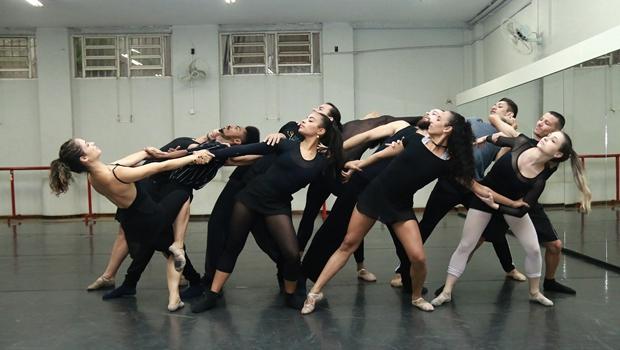 Fohat Cia. de Dança estreia espetáculo Mazombo em Goiânia