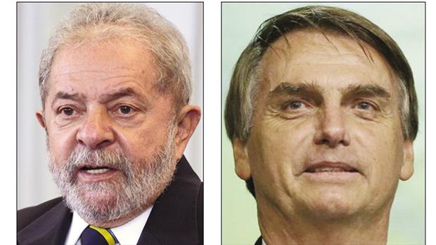 Pesquisa mostra que Lula e Ciro Gomes ganham de Bolsonaro no 2º turno