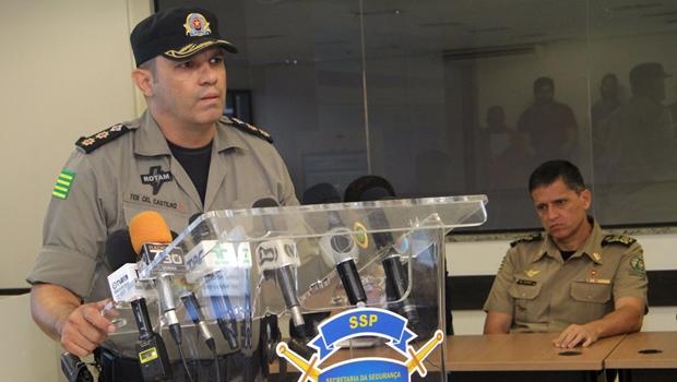 Polícia Militar anuncia reforço na vigilância nas proximidades de presídios goianos