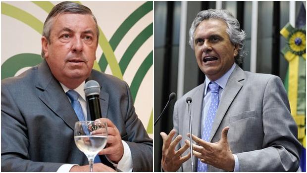 José Mário Schreiner é o mais cotado para ser vice de Ronaldo Caiado