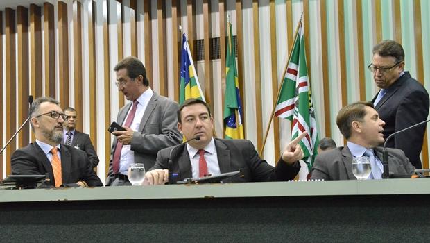 Presidente da Asssembleia garante apreciação do Orçamento Impositivo nesta semana